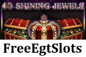 40 Shining Jewels (Casino Technology)