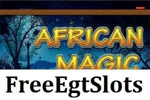 African Magic (Casino Technology)