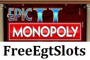 Epic Monopoly 2 (SG Interactive / WMS)