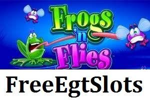 Frogs 'N' Flies (Lightning Box)