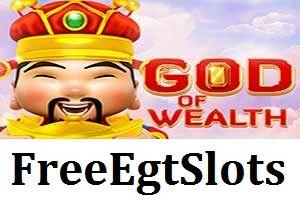 God of Wealth (Red Tiger Gamig)