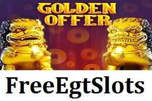Golden Offer (Red Tiger Gamig)