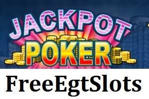 Jackpot Poker (Play'n GO)