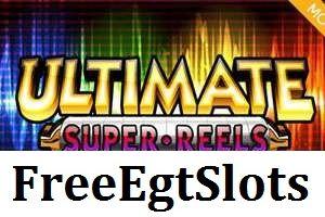 Ultimate Super Reels (iSoftBet)