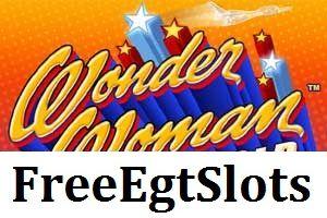 Wonder Woman Gold (SG Interactive / Bally)